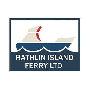 EDA media, Rathlin Island, logos, clients